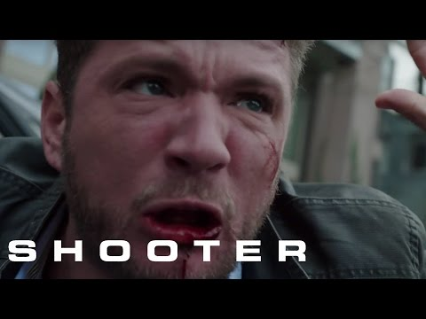 Shooter Season 1 (Promo 'For My Country')