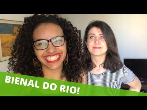 VLOG: BIENAL DO RIO | Lavínia Rocha