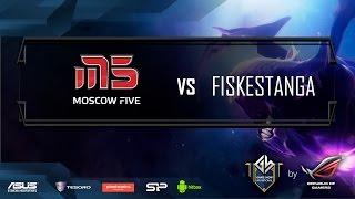 Fisketanga vs M5.int, game 1