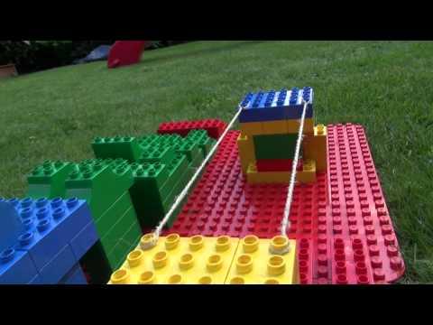 Losi Micro 1/24 4x4 Scale Trail Trekker - Lego Hills / Berge Teaser...