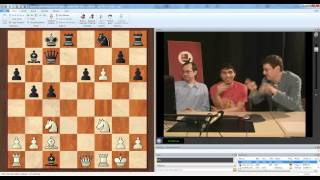 GM Wesley So ~ GM Irwin L'Ami ~ GM Karsten Muller on Playchess