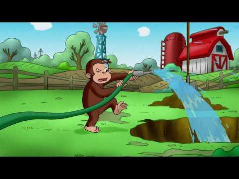 Nicke Nyfiken | Det Djupa Hålet | Tecknad Film för Barn
