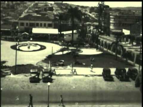 Primeira Sede do Correio - Esquina  da Bernardino com a Marechal Deodoro