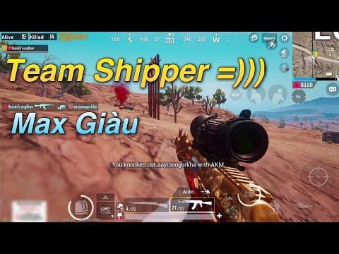 PUBG Mobile   One Man Squad - Gặp Phải Team Shipper Đại Gia Chủ Biệt Thự Max Giàu =))) - Thời lượng: 11 phút.