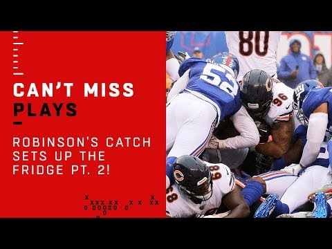 Allen Robinson's RIDICULOUS Catch Sets Up THE FRIDGE PT. 2!!!