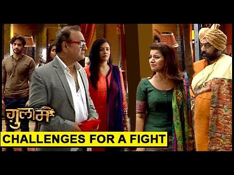 Veer CHALLENGES Rashmi's Father For A FIGHT | Ghul