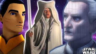 Video REBELS SERIES FINALE EXPLAINED - What Happened to Ezra and Thrawn? MP3, 3GP, MP4, WEBM, AVI, FLV April 2018
