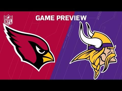 Cardinals vs. Vikings (Week 11 Preview)   NFL Now