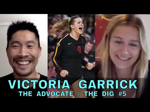 Victoria Garrick - The Advocate | THE DIG #5