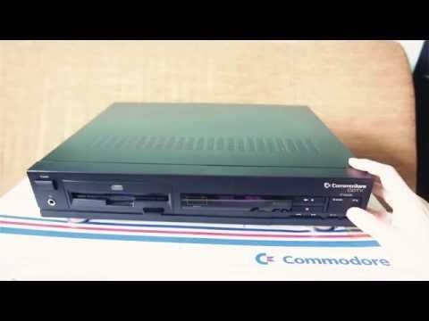 Commodore Amiga CDTV [PL] Stare komputery po polsku.