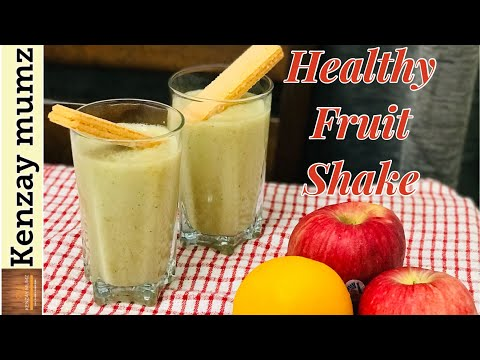 Kenzay Special Healthy Fruit Shake | Good for dieting