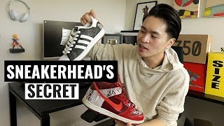 Giải Mã Bí Kíp Của Một 'Sneakerhead' | How to Build A Sneaker Collection 2019