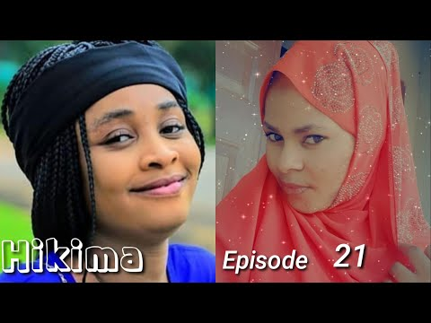 Hikima Episode 20 Latest Hausa Novels July 06/2021