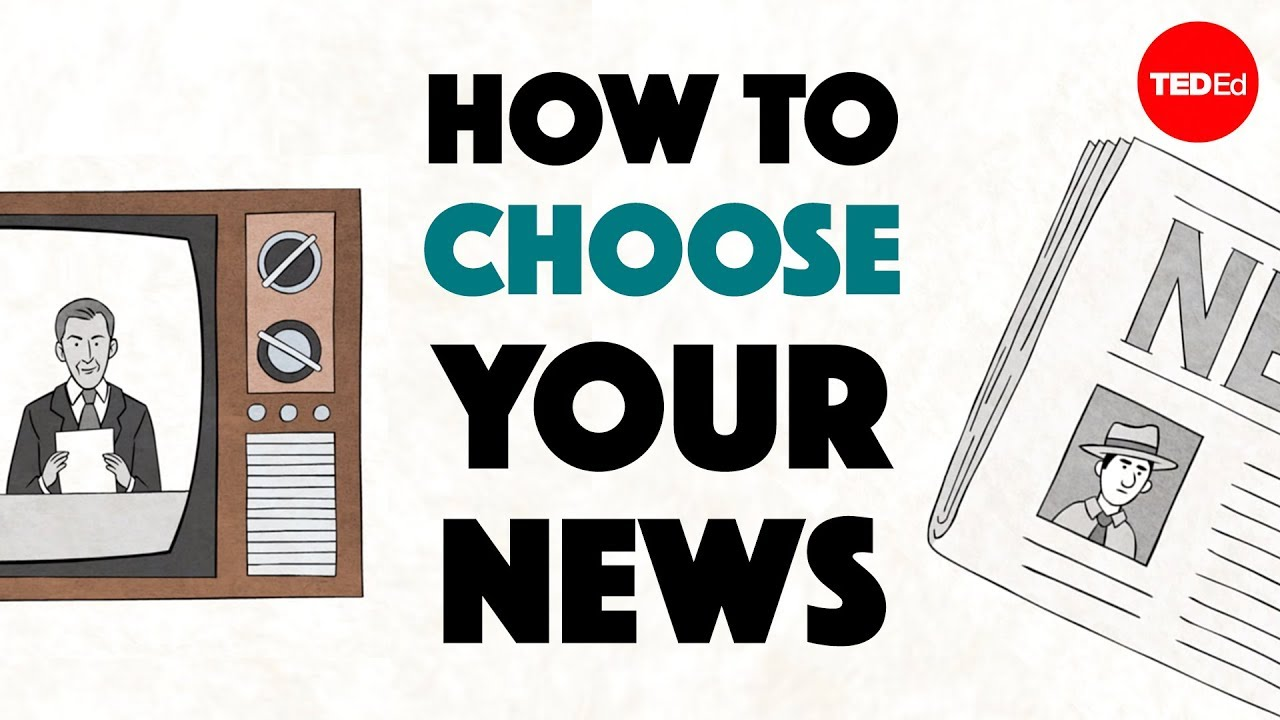 Video: How do you read the news properly?