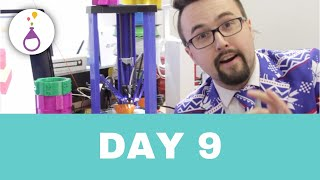 12 Days of Brilliance - Day 9 - 3D Printing