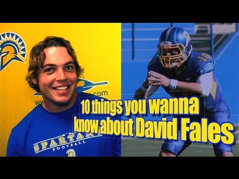 David Fales Interview 11/10/2012 video.