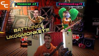 Video BATTLING UKOGMONKEY!!! GH3 ONLINE BATTLE AGAINST UKOGMONKEY75 MP3, 3GP, MP4, WEBM, AVI, FLV Oktober 2018