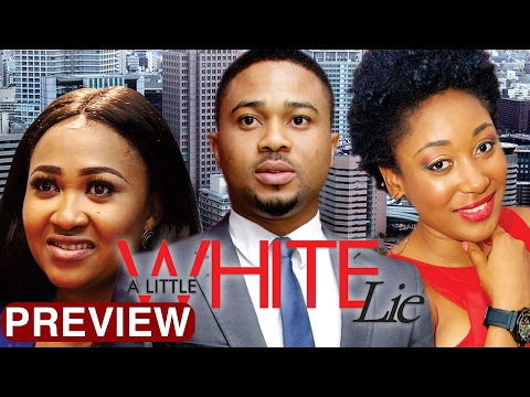 A Little White Lie - Latest 2017 Nigerian Nollywood Drama Movie (10 Min Preview)
