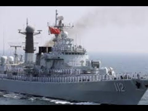 "Breaking: ""China Fires 6 Warnings  At American Navy Threatens War"""
