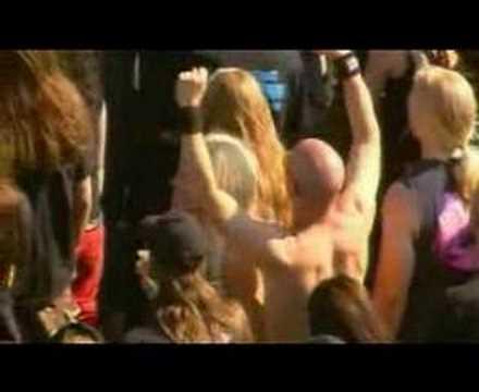 Morbid Angel - God of Emptiness (Wacken 2006) online metal music video by MORBID ANGEL