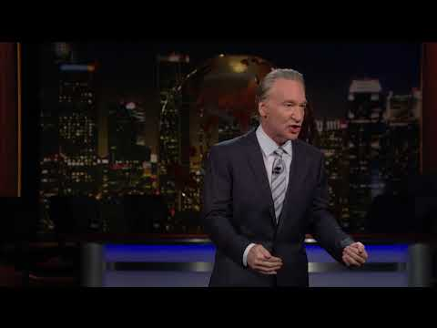 Monologue: Threat Level Orange   Real Time with Bill Maher (HBO)