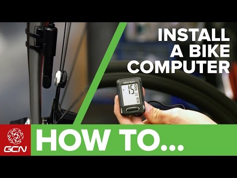 How To Install A Bicycle Computer