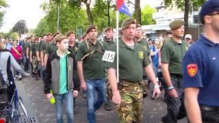 Video Oosterbeek Airborne wandeltocht 2017 MP3, 3GP, MP4, WEBM, AVI, FLV Oktober 2017