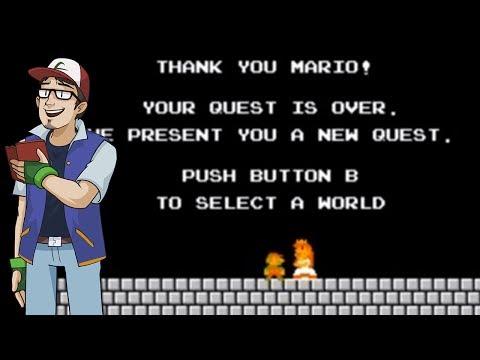 Super Mario Bros. Low Score Record - Nintendo News (видео)