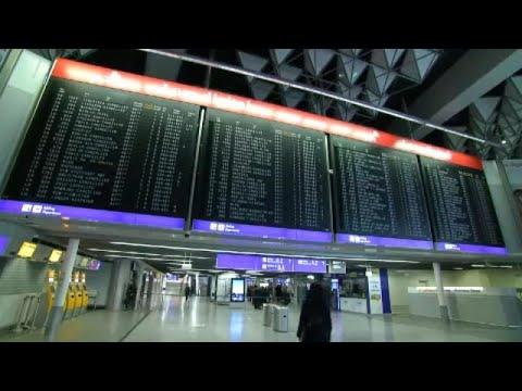 Warnstreiks legen 8 deutsche Flughäfen lahm
