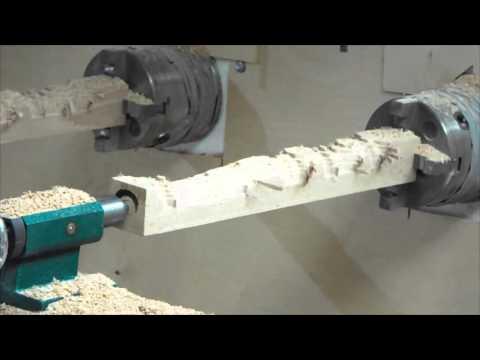 Станок для изготовления балясины своими руками 787