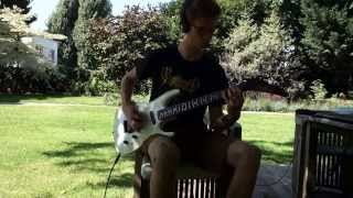 A short song and not that hard, but fun to play. GEAR USED: Guitar: Kramer SM-1 Cable: Rocksmith Real Tone cable DAW:...