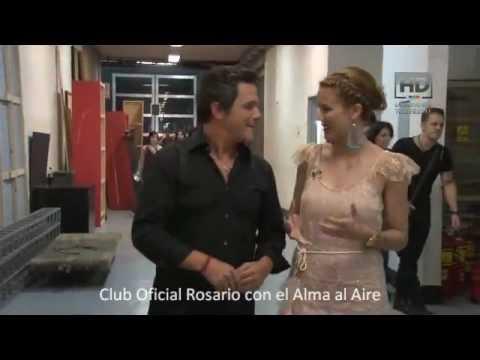 Alejandro Sanz y Luli Fernadez La Voz Argentina