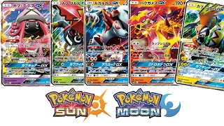 Pokemon TCG SM2 Sun and Moon new card reveals by Demon SnowKing