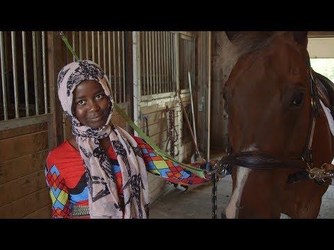 SHORT: King Street Center Kids Learn to Ride Horses [544]