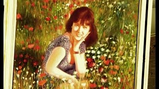 thanks for watching my friend!in this video I will show you How I drew a Hyper-realistic Lady in a field of flowers.This drawing took me: 8 daysHow to draw a women  Oil color my drawing materials https://youtu.be/XGvim05-18wВконтакте: http://vk.com/cuper_art