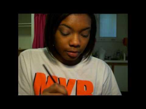 Makeup For Beginners- Basics of Applying Eyeshadow