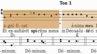 Didacticiel chant gregorien I - partie 2