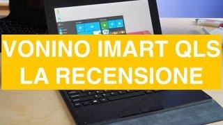 Video: Recensione Vonino iMart QSL, Tablet WIndows 10 Low ...