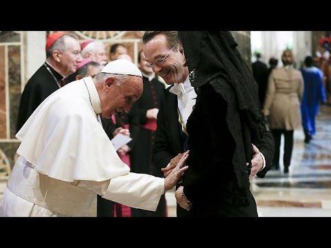 Πάπας Φραγκίσκος: Τόλμη και δημιουργικότητα για την αντιμετώπιση του προσφυγικού
