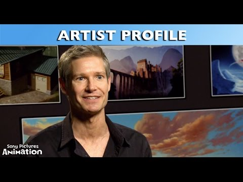 Inside Sony Pictures Animation - Production Designer Michael Kurinsky