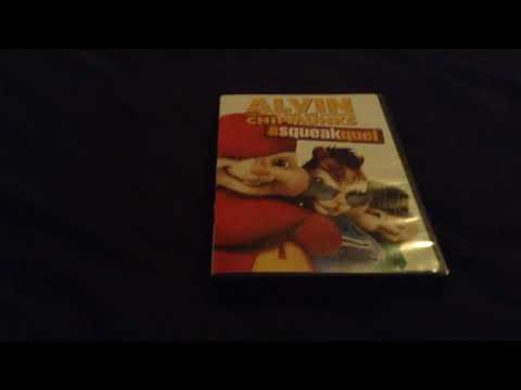 Alvin And The Chipmunks: The Squeakquel (2009) Movie Review