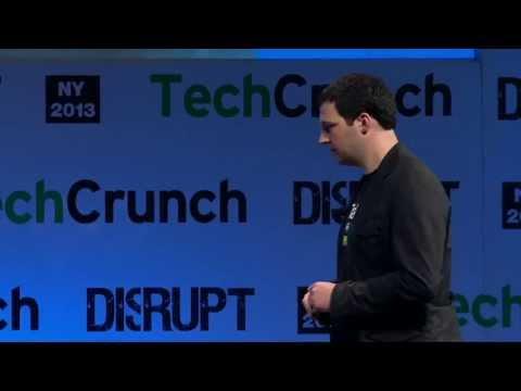 Talkz Presentation: Startup Battlefield | Disrupt NY 2013