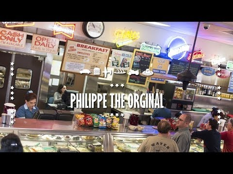 Philippe the Original — Los Angeles, CA