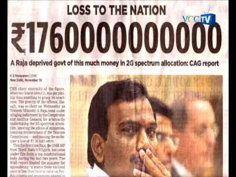Goodbye 2012! India's Year of Scams