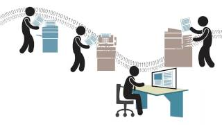 Icon that represents Infocenter.