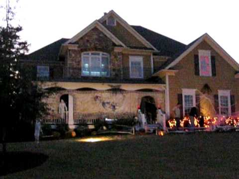 Haunted House for Trick or Treaters!