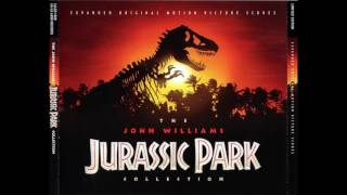 Download Lagu Jurassic Park (Soundtrack) - The Falling Car And The T-Rex Chase Mp3
