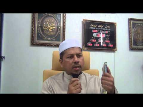 7. 7 minit bersama Ustaz Zahazan : Tafsir Surah al Fatihah (part 6)