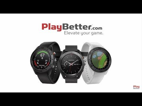 Garmin Approach S60 Overview - Golf GPS Watch, Multi-Sport Tracking and Much More!