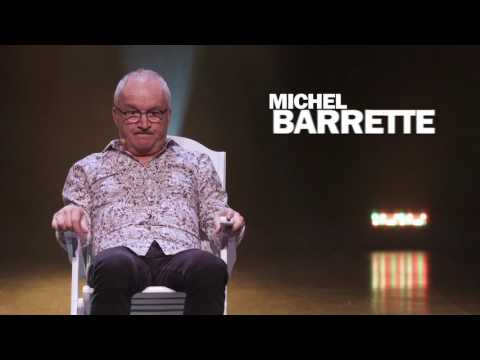 Michel Barrette - En tournée